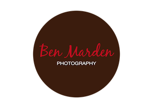 BEN MARDEN PHOTOGRAPHY logo